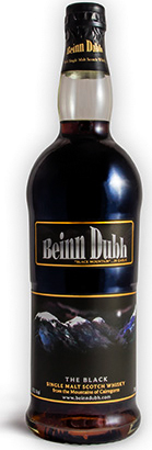 bienn dubh bottle